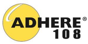Adhere-108-logo