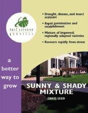 Sunny & shady Mixture