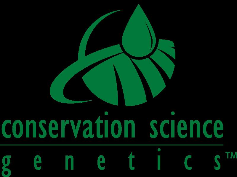 Conservation Science Genetics Logo